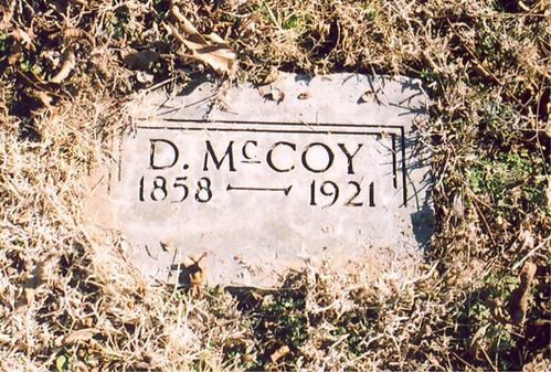 D. McCoy