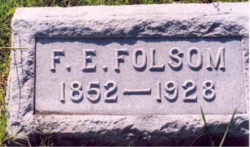 F. E. Folsom