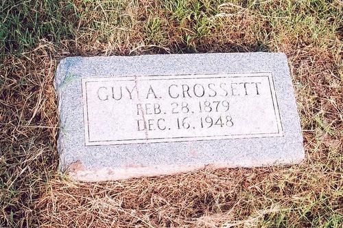 Guy A. Crossett