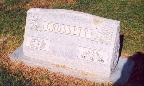 Guy G. Crossett