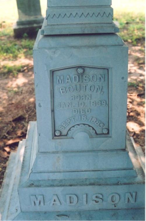 Madison Bouton