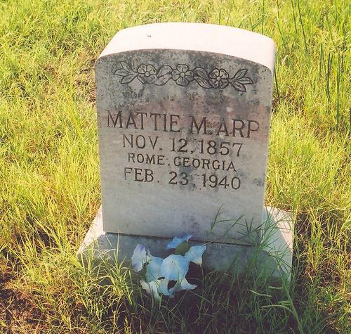 Mattie Arp