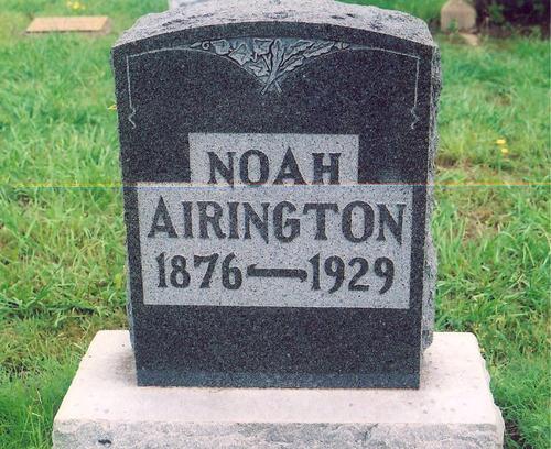 Noah Airington