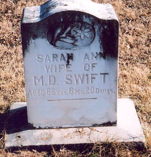 Sarah Ann Swift