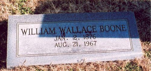 William W. Boone